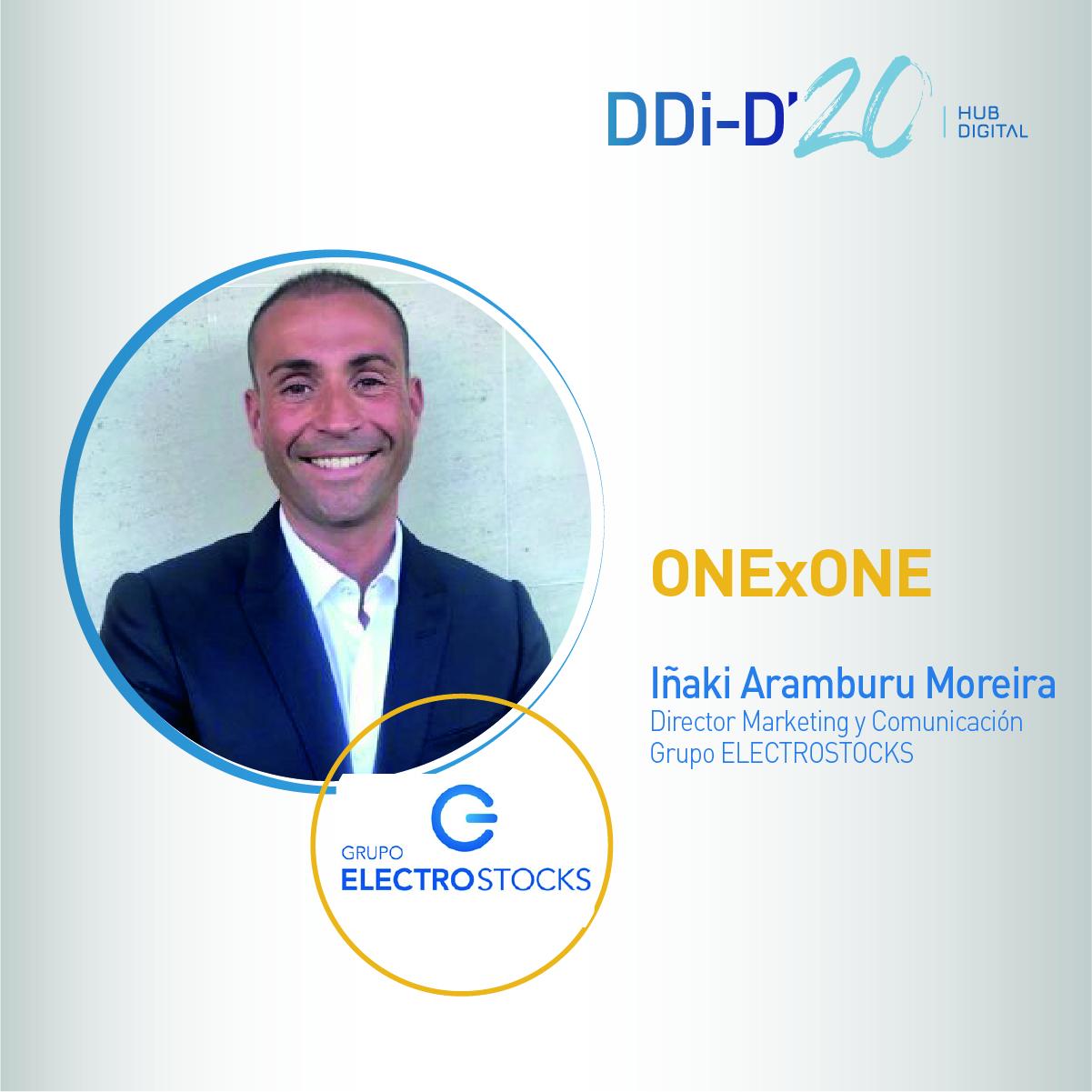 Iñaki Aramburu - Grupo ELECTROSTOCKS