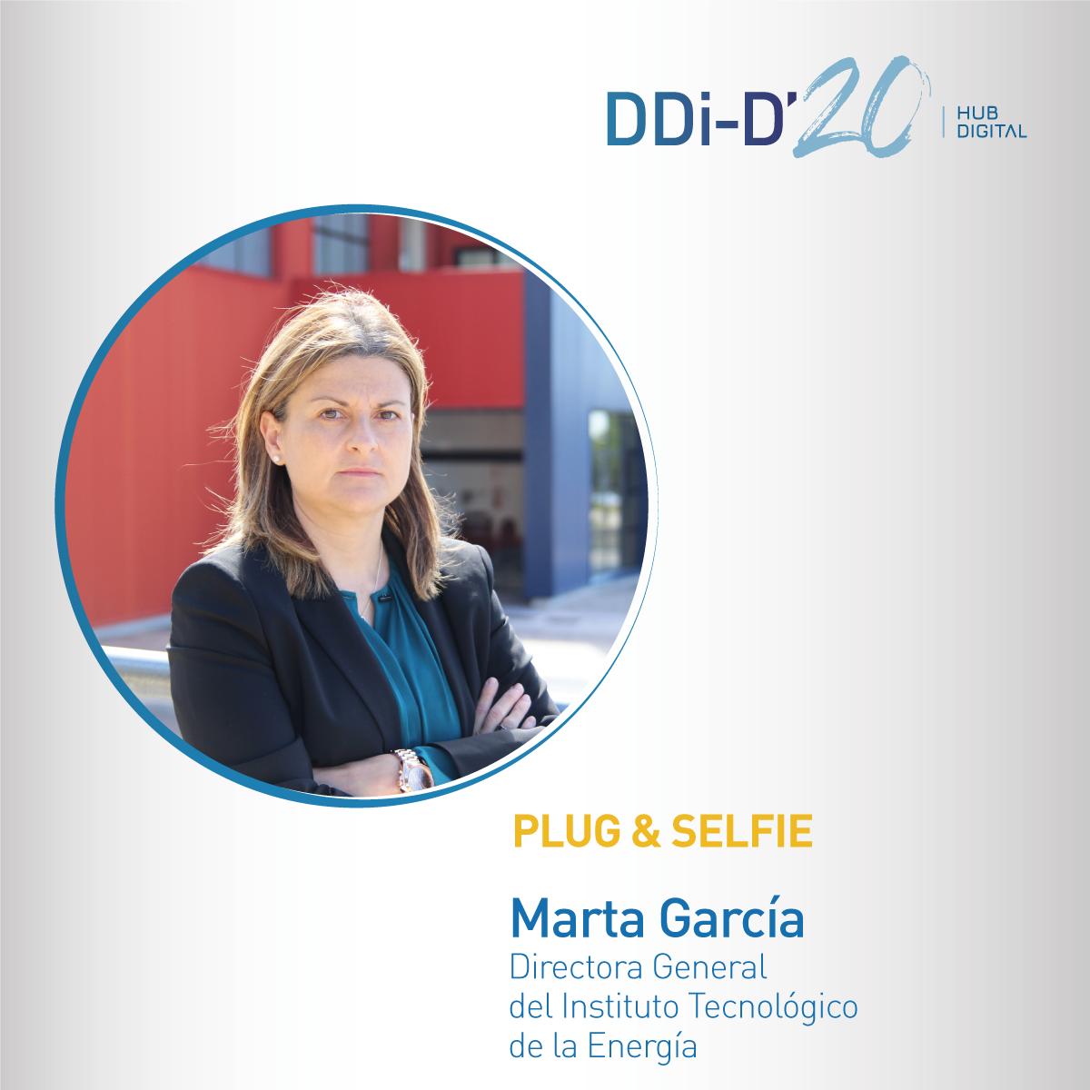 Plug & Selfie Marta García