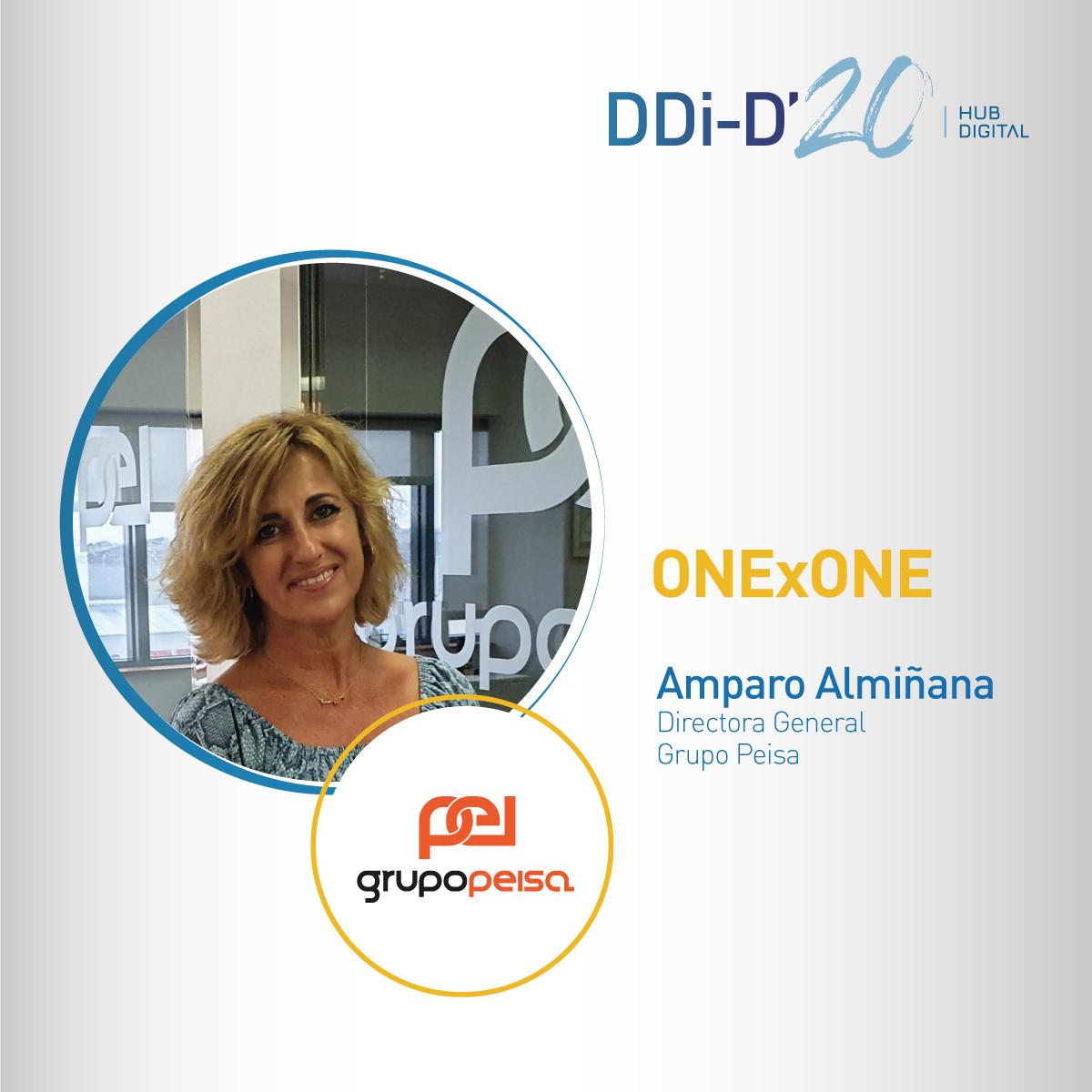 Entrevista Amparo Almiñana, directora general Grupo Peisa