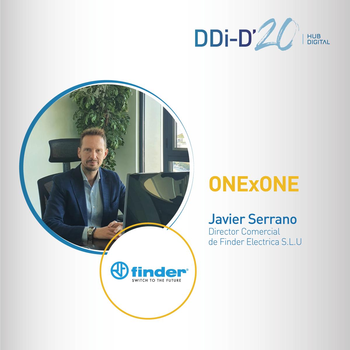 Entrevista OneXOne Javier Serrano