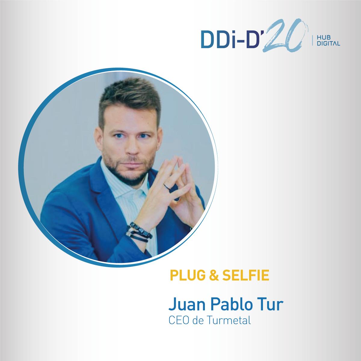 Juan Pablo Tur CEO Turmetal